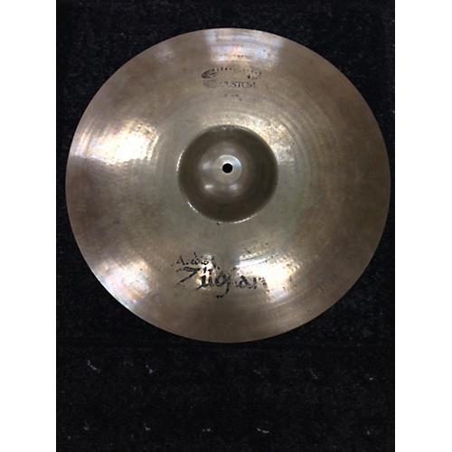 Zildjian 18in A Custom Z-mac Cymbal-thumbnail