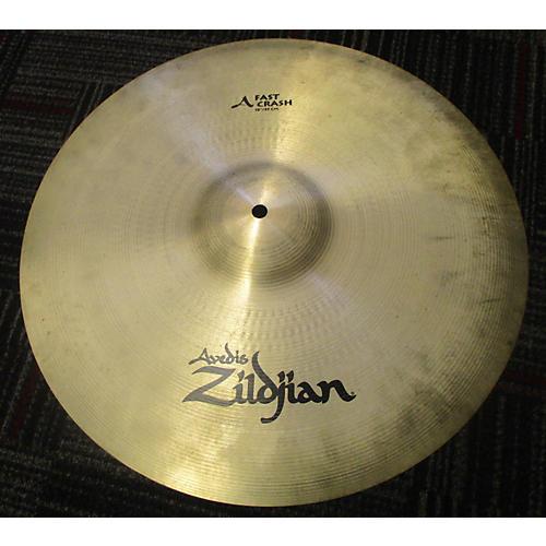 Zildjian 18in A Fast Crash Cymbal