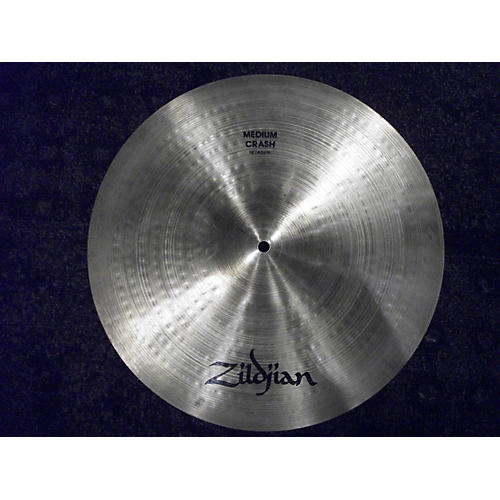Zildjian 18in A MEDIUM CRASH Cymbal-thumbnail