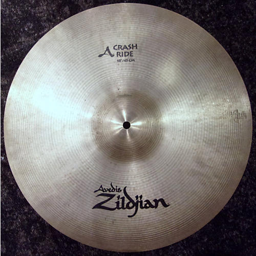 Zildjian 18in A Series Crash Ride Cymbal-thumbnail