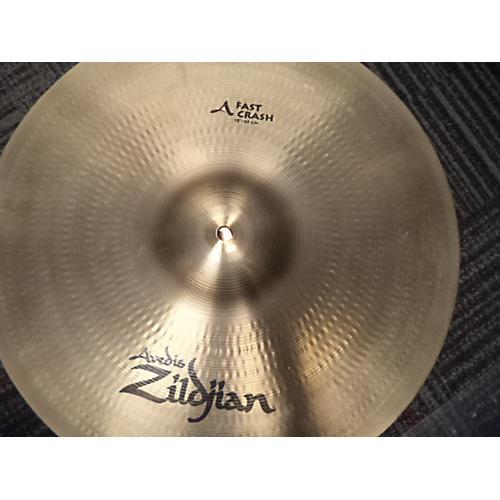 Zildjian 18in A Series Fast Crash Cymbal