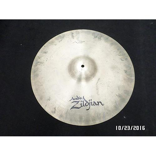Zildjian 18in A Series Fast Crash Cymbal-thumbnail