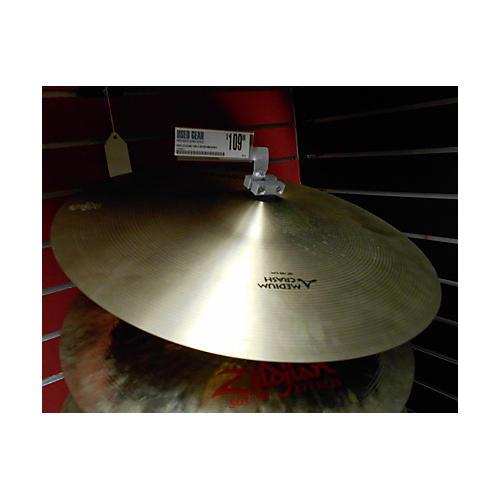 Zildjian 18in A Series Medium Crash Cymbal-thumbnail