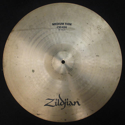 Zildjian 18in A Series Medium Thin Crash Cymbal-thumbnail