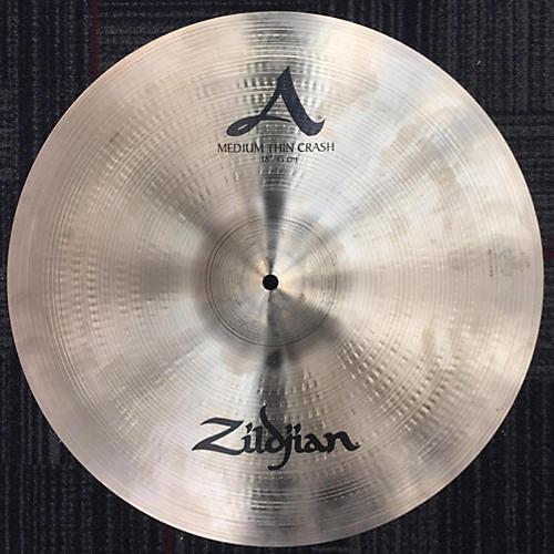 Zildjian 18in A Series Medium Thin Crash Cymbal