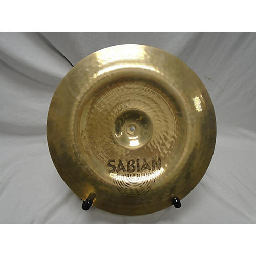 Sabian 18in AA China Brilliant Cymbal