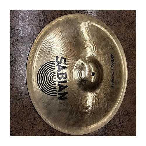 Sabian 18in AA China Brilliant FAST Cymbal