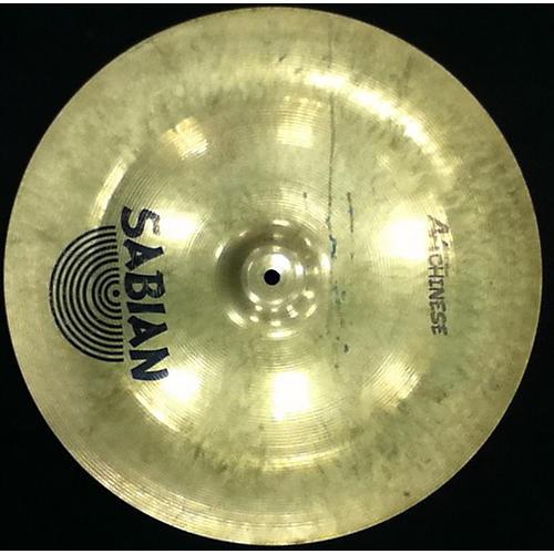 Sabian 18in AA Chinese Cymbal