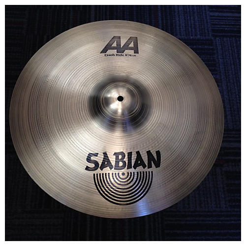 Sabian 18in AA Crash Ride Cymbal