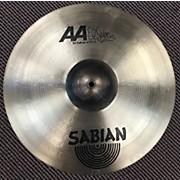 Sabian 18in AA El Sabor Crash Cymbal