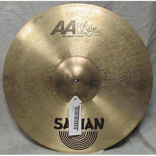Sabian 18in AA El Sabor Crash Cymbal-thumbnail