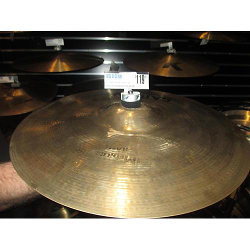 Sabian 18in AA Medium Thin Crash Cymbal