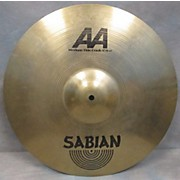 Sabian 18in AA Medium Thin Crash Cymbal