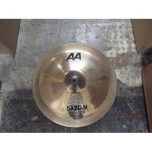 Sabian 18in AA Metal Chinese Cymbal-thumbnail