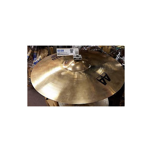 Sabian 18in AA Raw Bell Crash Cymbal