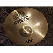 Sabian 18in AA Rock Crash Brilliant Cymbal