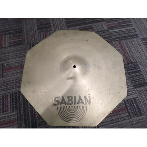Sabian 18in AA Rocktagon Crash Brilliant Cymbal-thumbnail