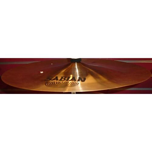 Sabian 18in AAX China Cymbal