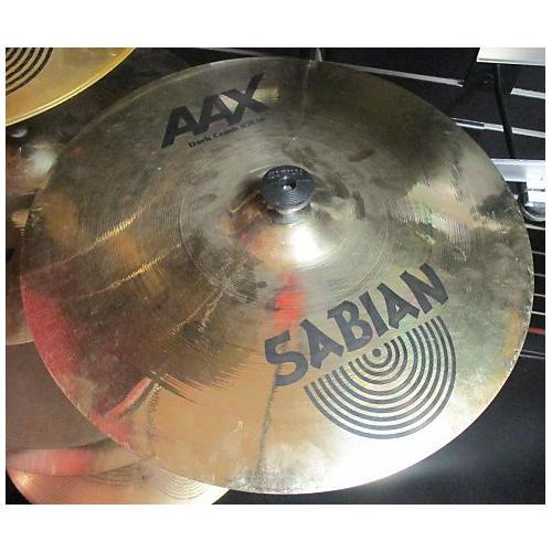 Sabian 18in AAX Series Dark Crash Cymbal-thumbnail