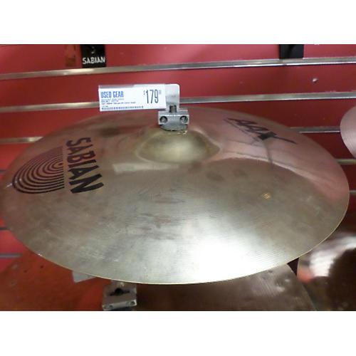 Sabian 18in AAX Xplosion Crash Cymbal  38