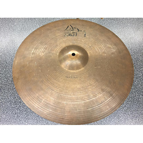 Paiste 18in ALPHA MEDIUM CRASH Cymbal-thumbnail