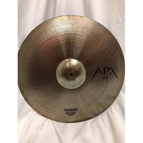 Sabian 18in APX Crash Cymbal