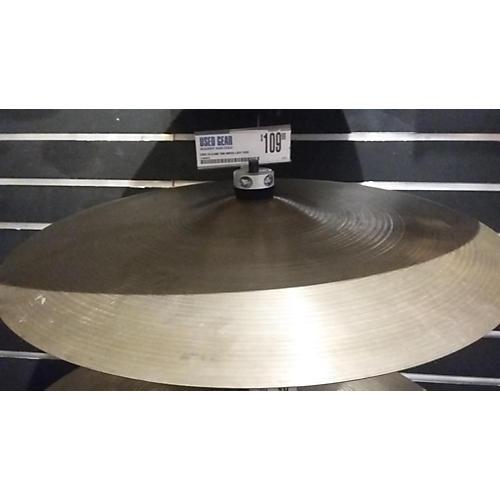 Zildjian 18in AVEDIS LIGHT RIDE Cymbal
