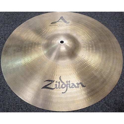 Zildjian 18in AVEDIS MEDIUM THIN CRASH PERC CYMBALS CRASH