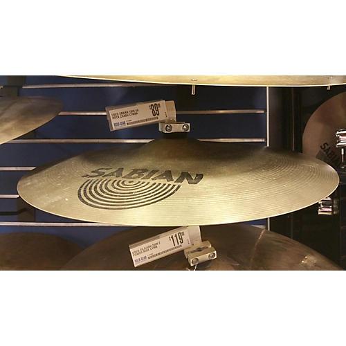 Sabian 18in Aa Rock Crash Cymbal-thumbnail