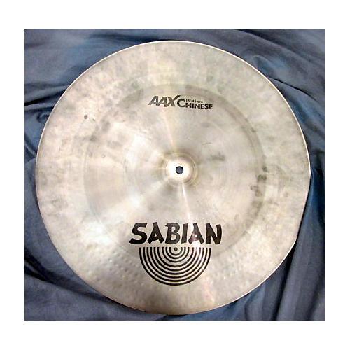 Sabian 18in Aax Chinese Cymbal