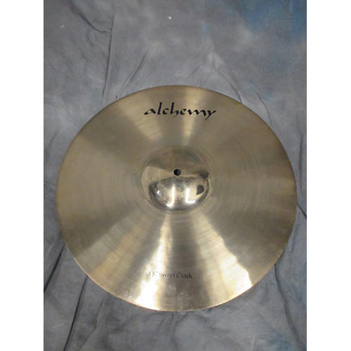 Istanbul Agop 18in Alchemy Sweet Crash Cymbal-thumbnail