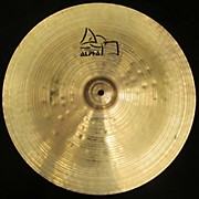 Paiste 18in Alpha China Cymbal
