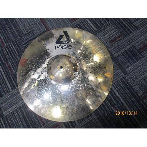 Paiste 18in Alpha Metal Crash 18in Cymbal-thumbnail