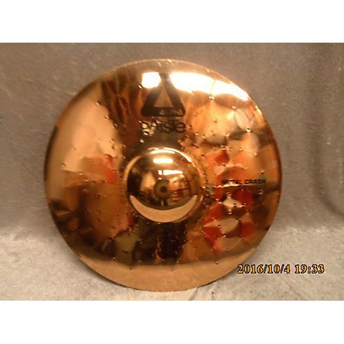 Paiste 18in Alpha Metal Crash Cymbal-thumbnail