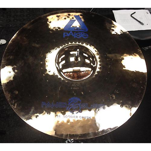 Paiste 18in Alpha Power Slave Boomer Crash Cymbal