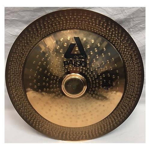 Paiste 18in Alpha Rock China Cymbal-thumbnail