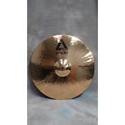 Paiste 18in Alpha Thin Crash Brilliant Cymbal