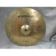 Exodus 18in Altavox Crash Cymbal