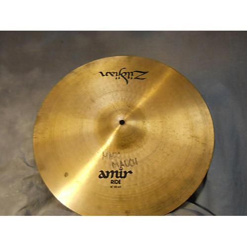 Zildjian 18in Amir Ride Cymbal