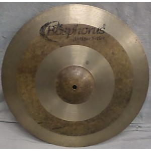 Pre-owned Bosphorus Cymbals 18 inch Antique Thin Crash Cymbal by Bosphorus Cymbals