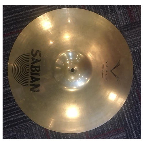Sabian 18in Artisan Vault Crash Brilliant Cymbal