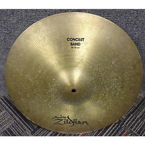 Zildjian 18in Avedis Concert Band Cymbal