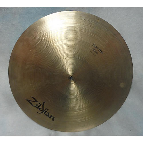 Zildjian 18in Avedis Flat Top Ride Cymbal