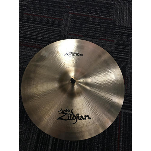 Zildjian 18in Avedis Medium Thin Crash Cymbal