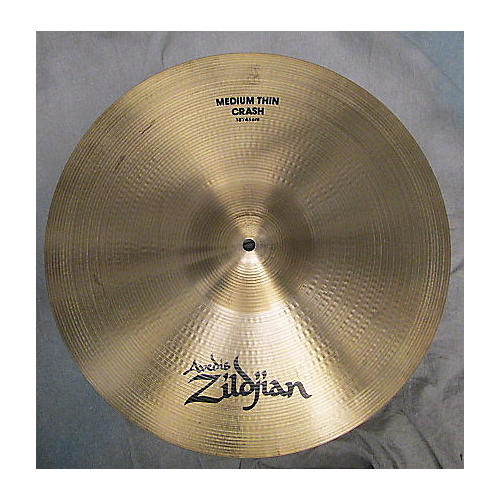 Zildjian 18in Avedis Medium Thin Crash Cymbal