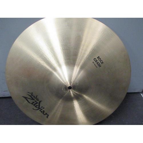 Zildjian 18in Avedis Rock Crash Cymbal-thumbnail