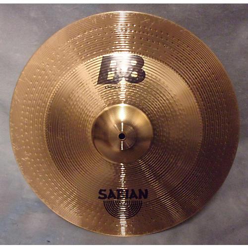 Sabian 18in B8 Chinese Cymbal  38