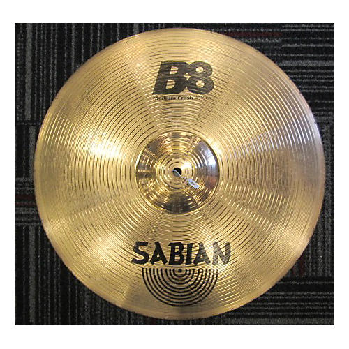 Sabian 18in B8 Medium Crash Cymbal