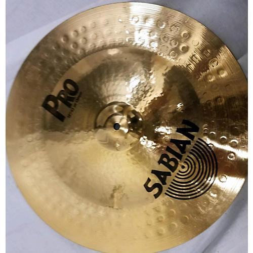 Sabian 18in B8 Pro China Cymbal