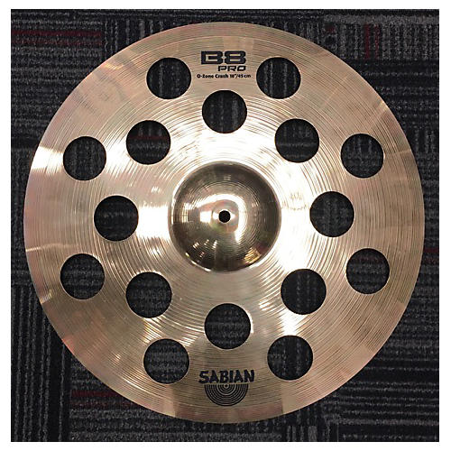 Sabian 18in B8 Pro Ozone Crash Cymbal-thumbnail